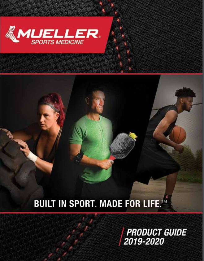 Mueller Sports Medicine 2019-2020 Product Guide