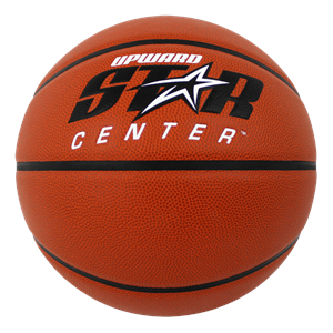 Custom Rival Game Basketball Full Color Decal