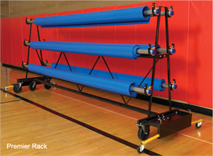 GymGuard Premier Mobile Storage Racks
