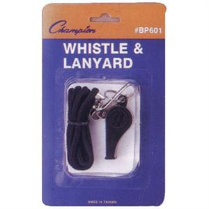Whistle with Lanyard BP601