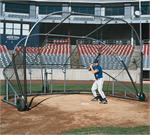 Little Slam Collegiate-Style Portable Batting Cage