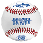 Tournament Grade Babe Ruth League Baseballs