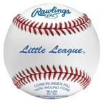 Competition Grade Little League Baseballs