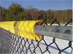 Safety Top Cap Lite Fence-Top Protection