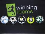 Custom Soccer Balls Value Graphic Design