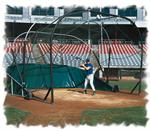 Grand Slam Semi-Professional Portable Batting Cage