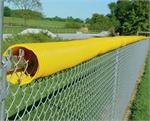 Fencecrown Corrugated Fence-Top Protection